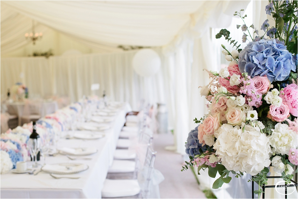 Marquee Lancashire Countryside Wedding-110