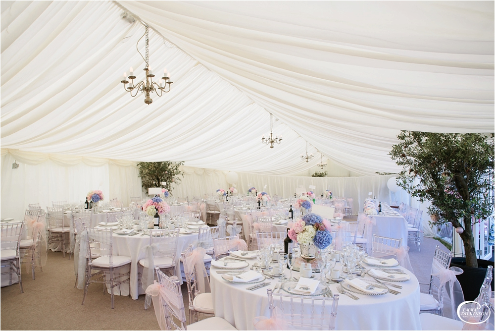 Marquee Lancashire Countryside Wedding-111