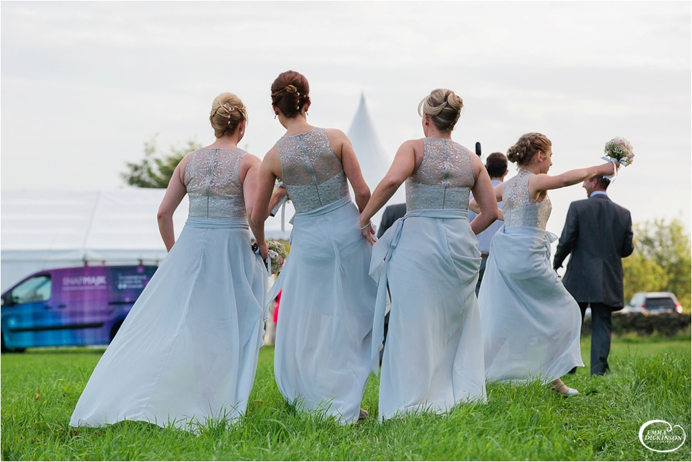 Marquee Lancashire Countryside Wedding-150