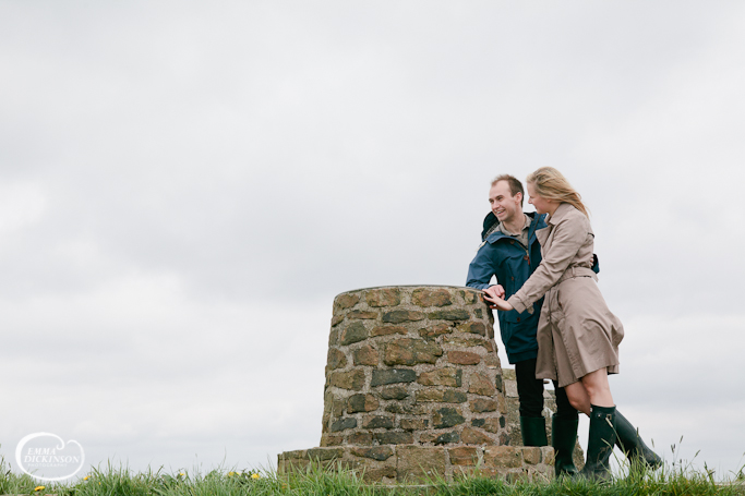 One sunday in Mellor {Hazel & Ed: Pre- Wedding Shoot}