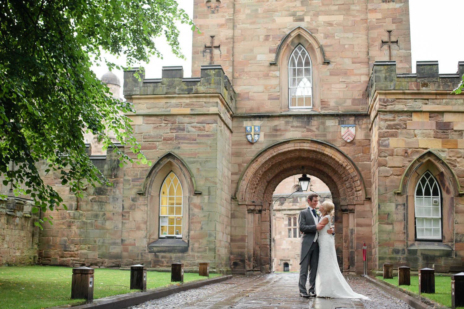 Emma & Nick's Wedding at Durham Castle