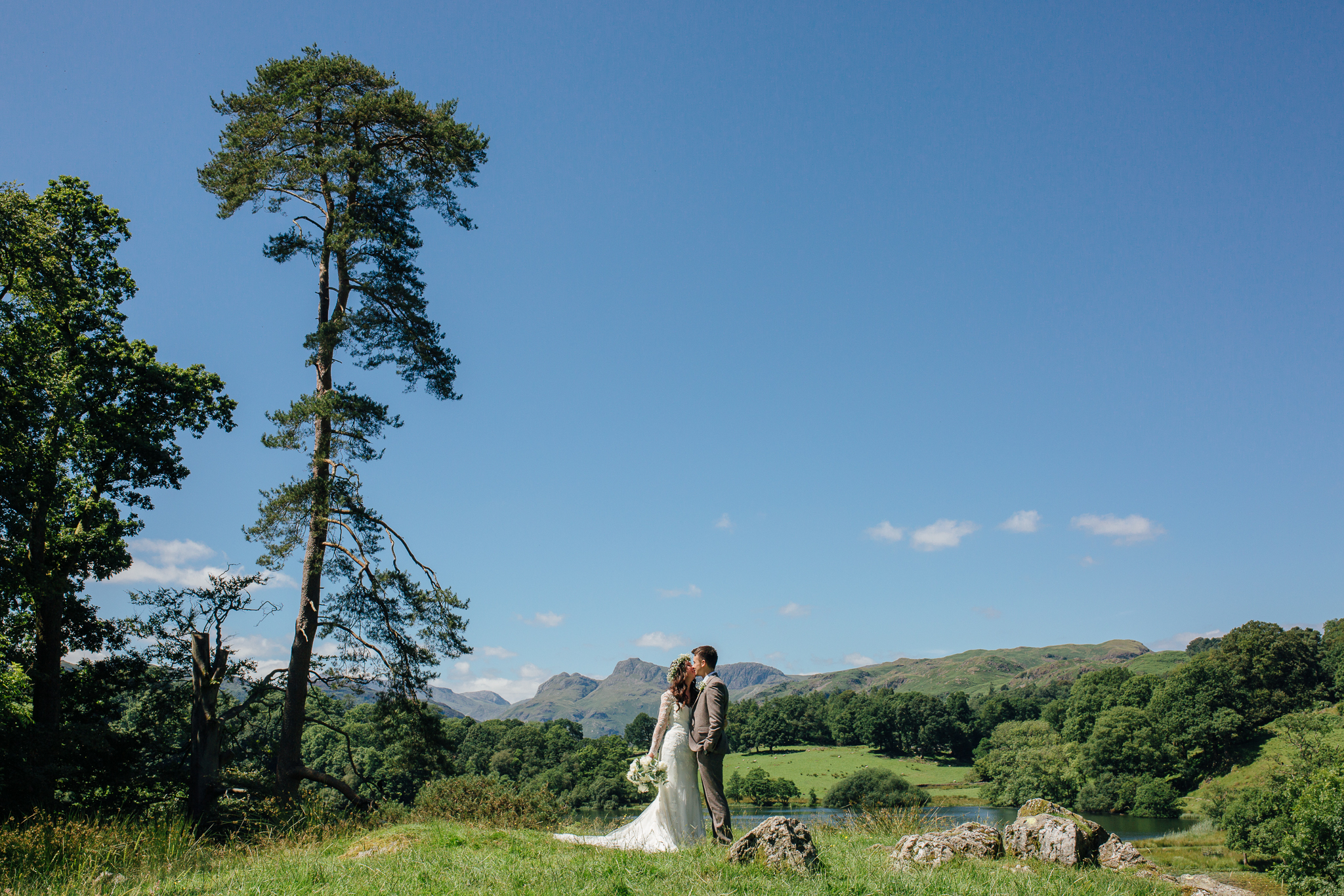 Heather & Nathan | Lake District, England.